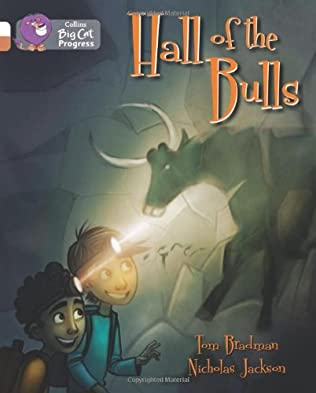 book cover of Hall of the Bulls