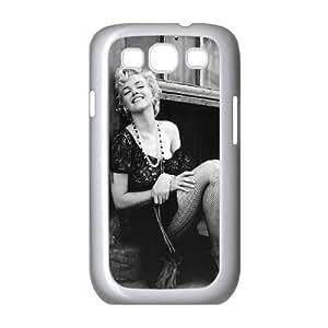 C-EUR Phone Case Marilyn Monroe Hard Back Case Cover For Samsung Galaxy S3 I9300 WANGJING JINDA