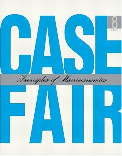 Read Online By Karl E. Case - Principles of Macroeconomics: 8th (Eigth) Edition pdf epub