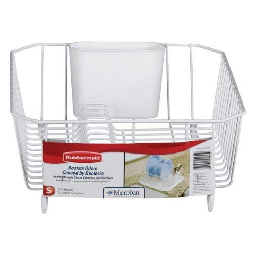 small rubbermaid dish drainer - 2