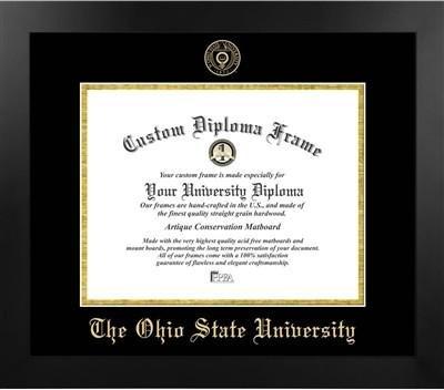 (Ohio State University Most Popular Diploma Frame )