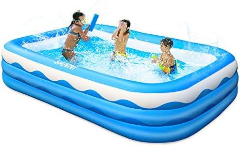 Sanni Inflatable Pool