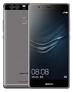 "Huawei P9 EVA-L19 32GB Titanium Grey, Dual Sim, 5.2"", GSM Unlocked International Model, No Warranty."