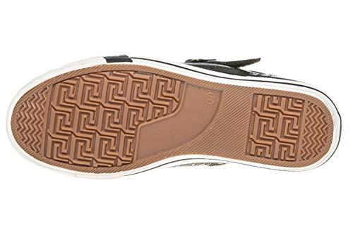 Shoes Baskets Shoes pour 43 Vert EU Femme Oliv Mustang 5HFS7xw