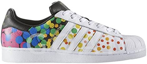 dove comprare grandi affari prezzo interessante adidas Pride Pack Superstar Shoes: Amazon.com.au: Fashion