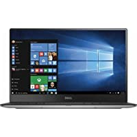 Dell XPS 13 XPS9350-8008SLV Laptop PC - Intel Core i7-6560U 2.2 GHz Dual-Core Processor - 16 GB LPDDR3 RAM - 512 GB Solid State Drive - 13.3-inch Touchscreen Display - (Certified Refurbished)
