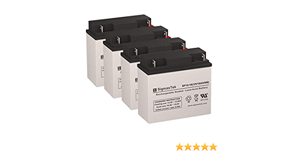 Replacement battery set for SU2200X180 Brand New