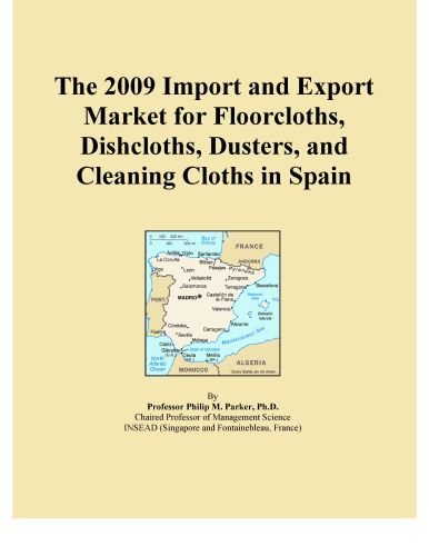 The 2009 Import and Export Market for Floorcloths, Dishcloths, Dusters, and Cleaning Cloths in Spain