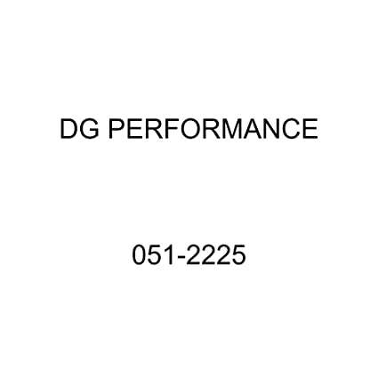 DG PERFORMANCE 051-4640 Utility Series Slip-On Exhaust