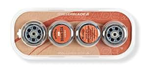 Rollerblade Rollen Rb 80/82A+SG7+AL S - Ruedas para patines en línea, color neutro, talla DE: 80 mm
