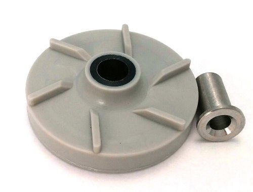 Combo Pack - 1 Impeller & 1 Bearing Sleeve Replaces Crathco 3587 & 3220