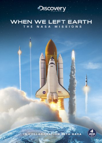 When We Left Earth: The NASA Missions (4-Disc Set)