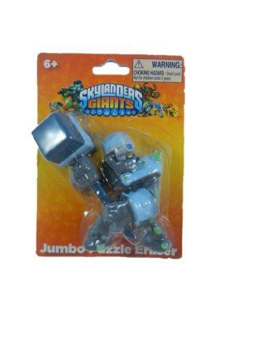 Jumbo Puzzle Eraser 'Crusher' Skylander Giants