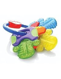 Nuby Icybite Hard/Soft Teething Keys