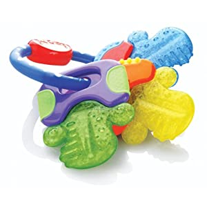 Nuby-Ice-Gel-Teether-Keys