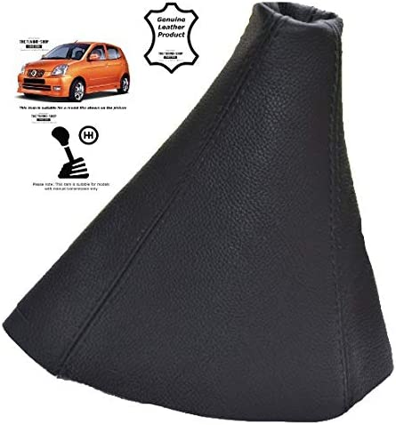 The Tuning Shop Gear Gaiter Leather