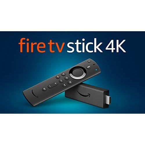 chollos oferta descuentos barato Fire TV Stick 4K Ultra HD con mando por voz Alexa de última generación Reproductor de contenido multimedia en streaming