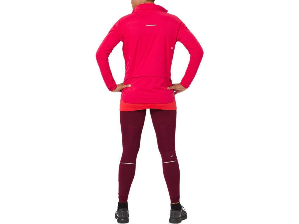 ASICS 2012A018 Women's System Jacket, Samba, Large by ASICS (Image #5)