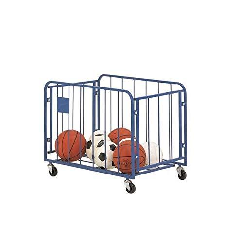 TOEI LIGHT(トーエイライト) ボールカゴST900 B6285(バスケットサッカーボール入れに) B07GMGJK2Q