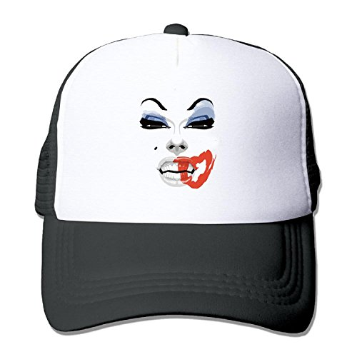 - Fitalldoit-Caps Unisex Alaska Baseball Cap Black