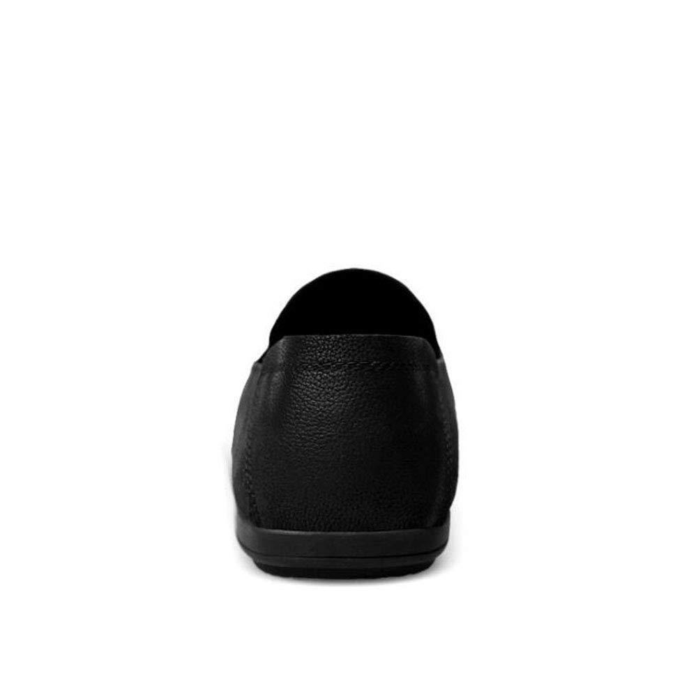 Hy Herrenschuhe, frühlingshafte Wandergym, Herren-Loafers Herren-Loafers Herren-Loafers & Slip-Ons Lazy Schuhe Erbschuhe, Casual Driving schuhe Größe 36-47,schwarz,38 f1ec24