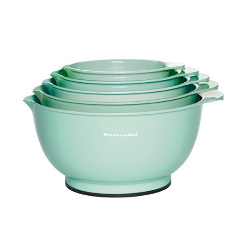 KitchenAid Mixing Bowls Set Aqua product image