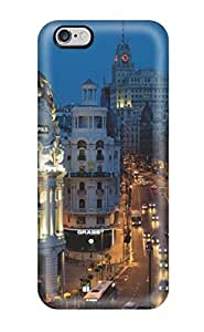 YOMgrtc4403HOqpK Faddish Madrid City Case Cover For Iphone 6 Plus
