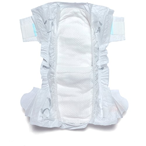Parasol Plush Baby Diaper - Discover Collection - Size 1 (7-12 lbs) 66 Count - Soft, Absorbent, Eco-friendly, Perfect Fit by Parasol Co (Image #3)