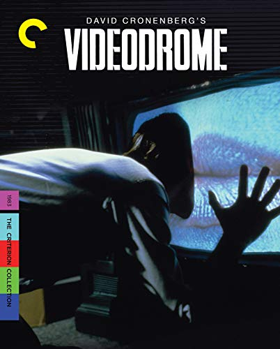 (Videodrome (The Criterion Collection) [Blu-ray])