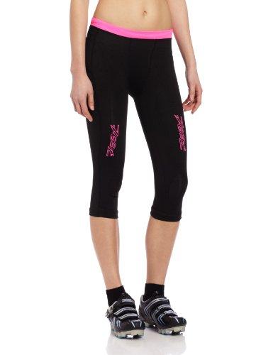 Zoot Sports Women's Ultra 2.0 CRX Knicker, Black/Pink Glow, (Zoot Sports Tights)