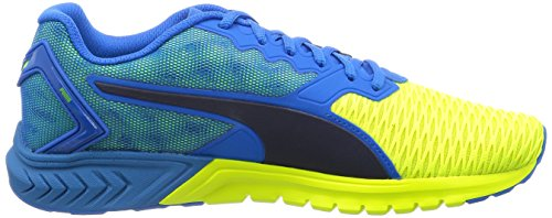 Bleu blue Mixte Adulte Dual yellow 02 Puma Ignite Running CzwqvBBX