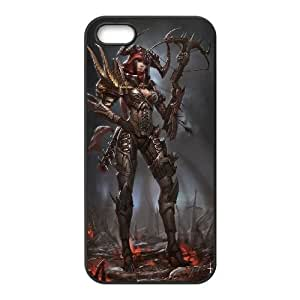 Diablo iPhone5s Cell Phone Case Black gift pp001_6434505