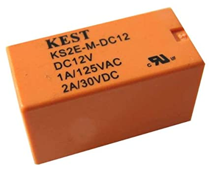 Amazon 12vdc Relay Normally Opennormally Closed 120vac 1amp