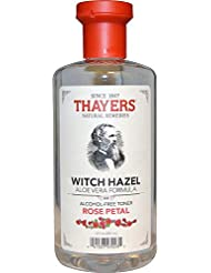 Thayers Alcohol-free Rose Petal Witch Hazel with Aloe...