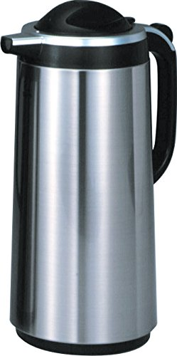 Tiger Thermal Insulated Carafe, 64-Ounce, Satin
