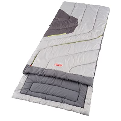 Coleman Adjustable Comfort 3045;70 Degree Sleeping Bag