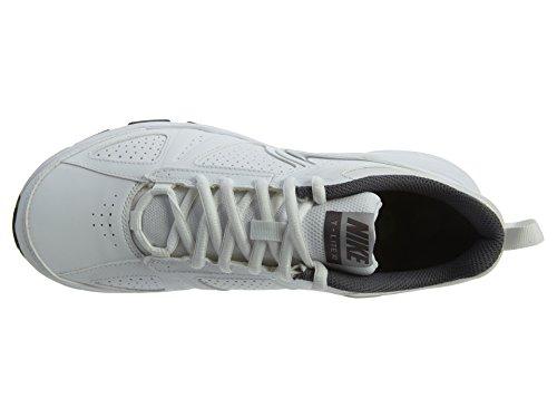 Nike T-lite Xi Sl Mænds Løbesko Hvid / Mørkegrå / Metallisk Sølv / Metallic 1pBcU8aI