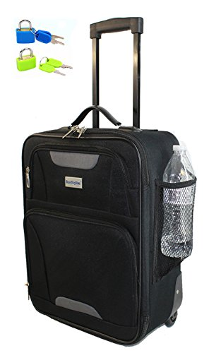 21 Boston Bottle - BoardingBlue Free Carry On 21