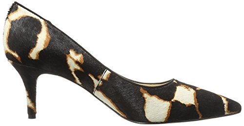 Bomba de Nine West Margot vestido de Pony Black Wild Spots