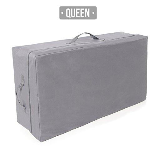 "Carry Case For Milliard Tri-Fold Mattress (6"" Queen)"