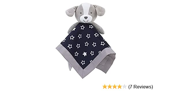 Carter/'s Child of Mine Baby Boys Stars Puppy Lovey Security Blanket
