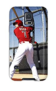 arizona diamondbacks MLB Sports & Colleges best Samsung Galaxy S5 cases 6216405K755020562