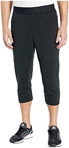 [NIKE(ナイキ)] メンズパンツ・ショーツ等 Dry Fleece Pants 3/4 Hyper Dry Black/Black 2XL [並行輸入品]