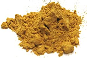 Classic Gold Mica Powder15 grams, Metallic Gold Powder, Cosmetic Mica Powder for Lipsticks, Lip Balm, Bath bombs and More, Slice of the Moon