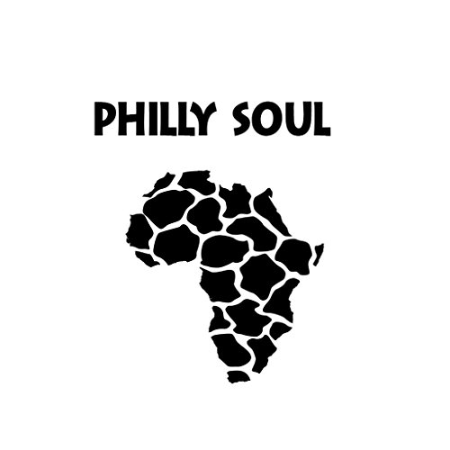 PHILLY SOUL Car Decal Laptop Wall Sticker (Philly Window Decals compare prices)