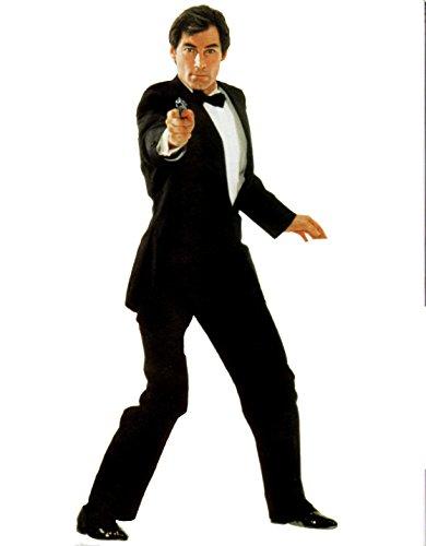 TIMOTHY DALTON JAMES BOND 007 LIFESIZE CARDBOARD STANDUP STANDEE CUTOUT POSTER