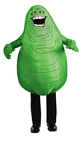 Ghostbusters Inflatable Slimer Costume - -