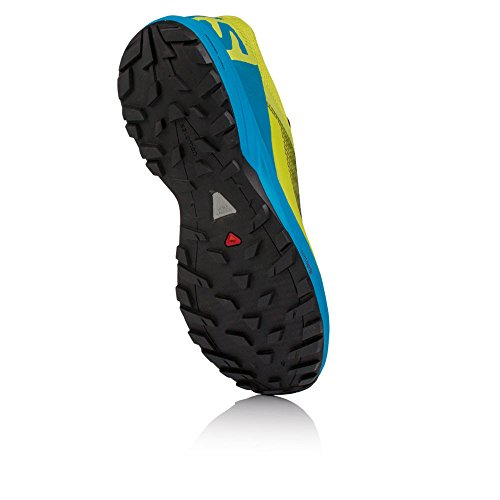 Salomon Hombre Surf black Running De Lime hawaiian Trail Acid Zapatillas Para Elevate Xa Bw1qBS