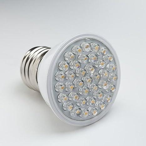 Kingsun 1,5 W 220 V Bombilla LED luz LED paraguas 38 LED bombillas/