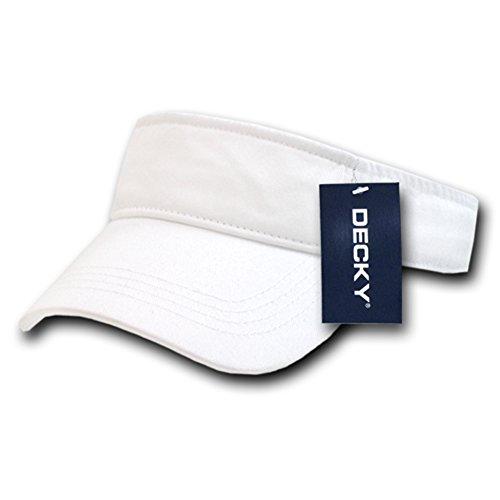 DECKY Polo Visor, White]()
